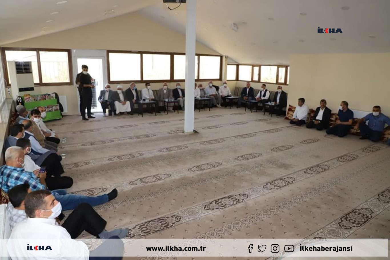 Cizre'de Hazreti Peygamberimiz ve Vefa Toplumu konulu program düzenlendi