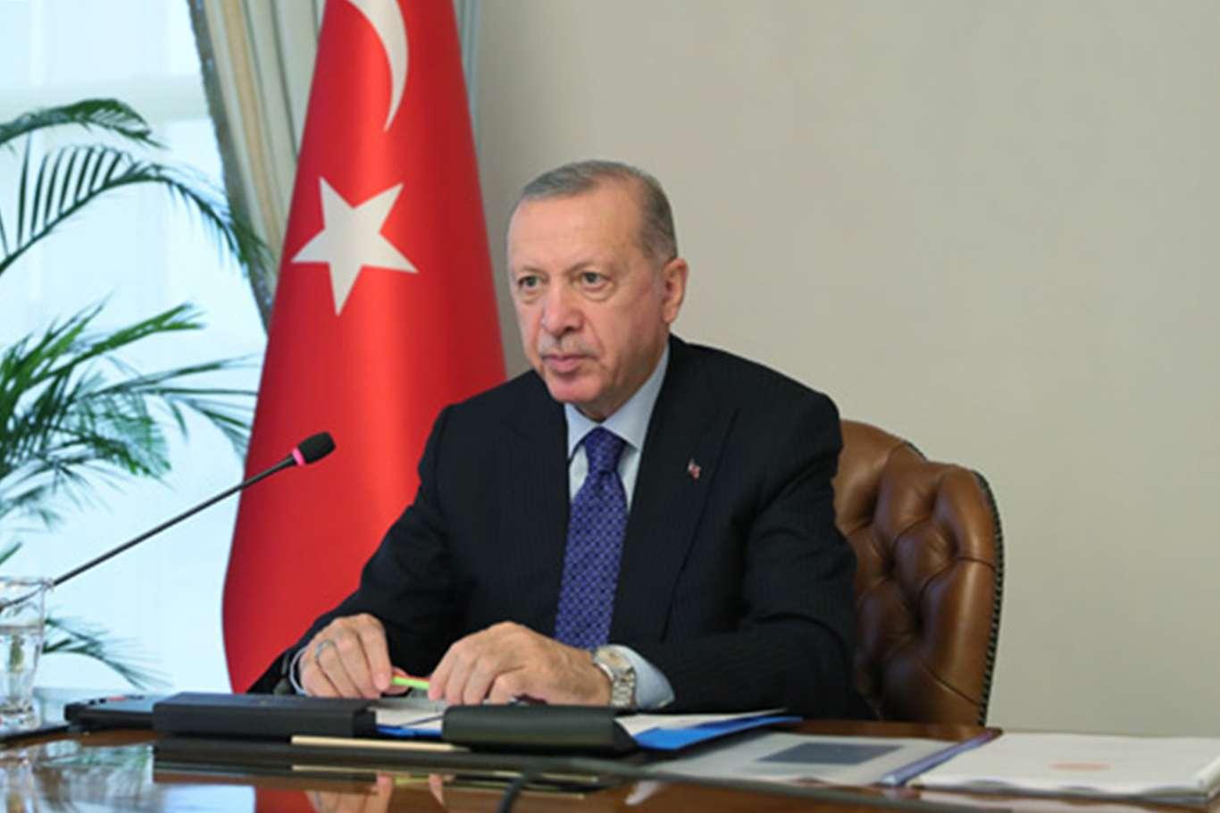 Cumhurbaşkanı Erdoğan: Afganistan kaynaklı yeni bir göç yükünü taşıyamayız