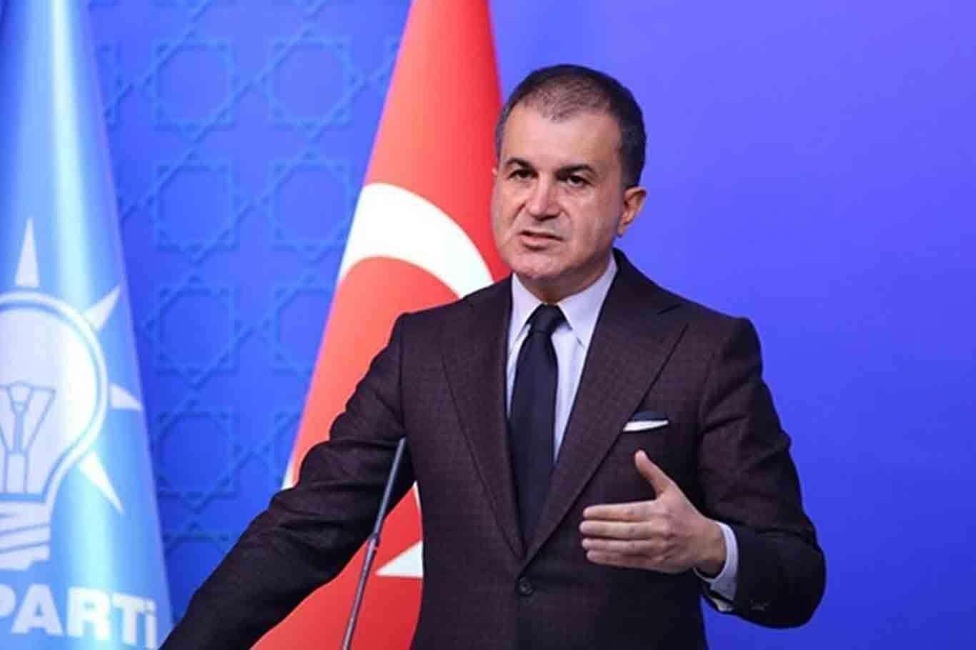 AK Parti Sözcüsü Çelik: Siyasi cinayet spekülasyonları ilkesiz ve utanç verici
