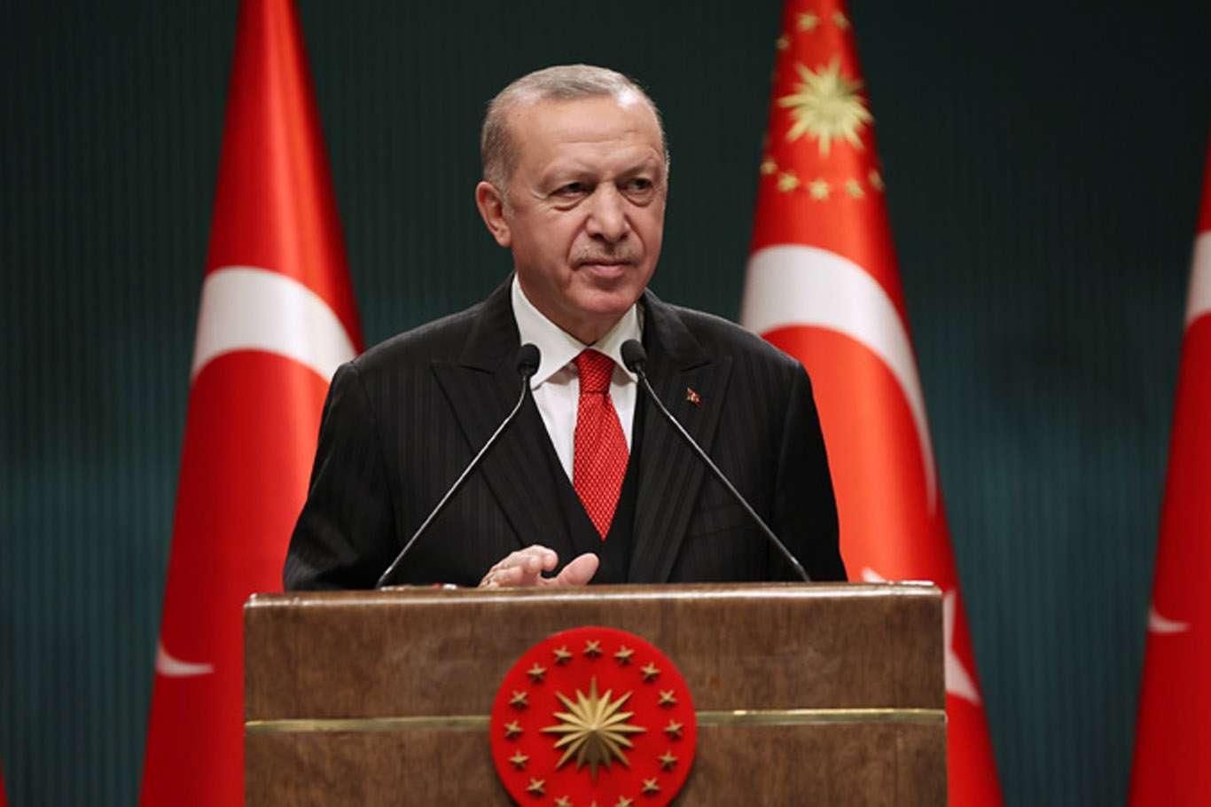 """Cumhurbaşkanı Erdoğan: """"Akdeniz mülteci kabristanına döndü"""""""