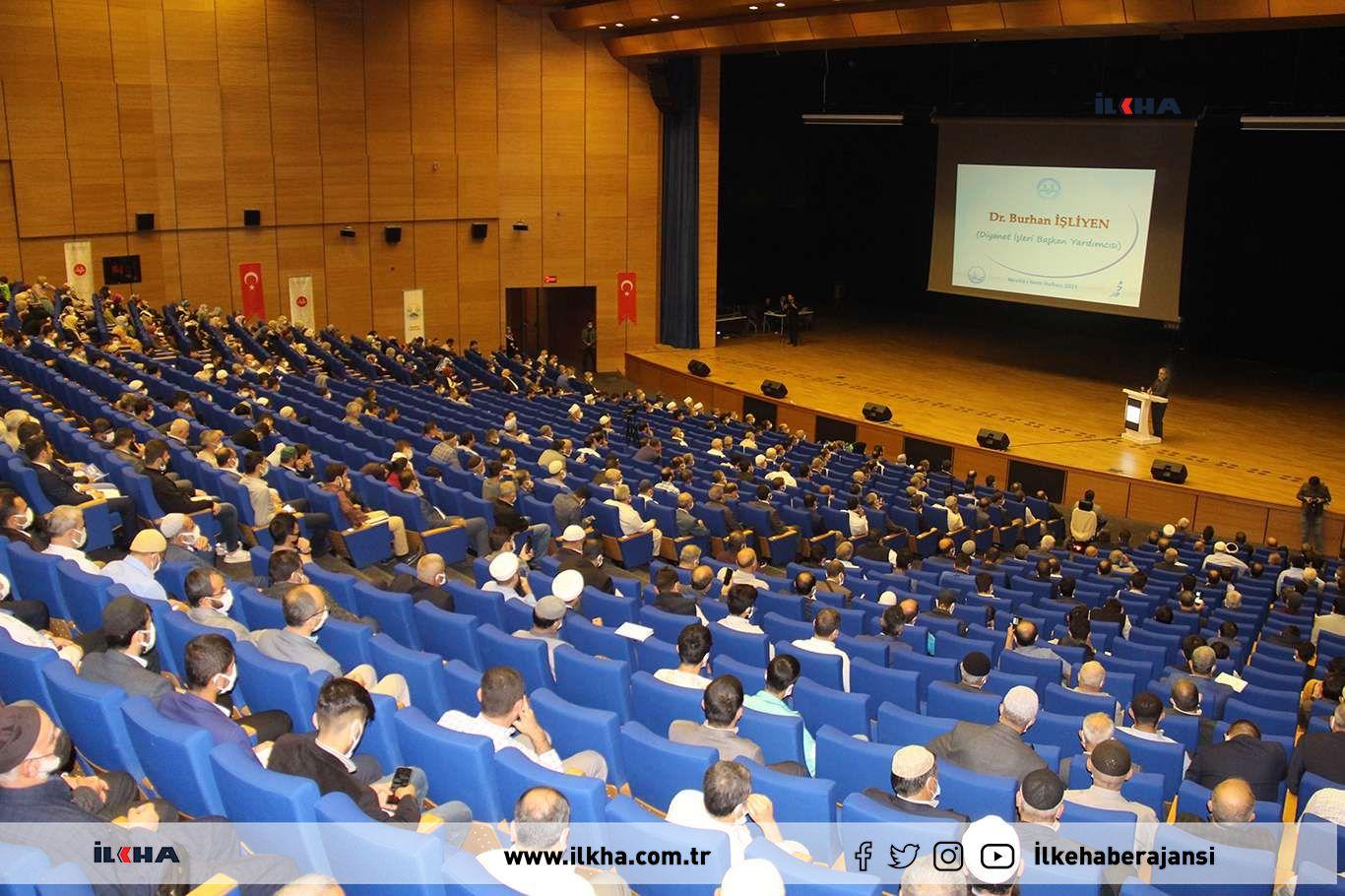 Diyarbakırda Mevlid-i Nebi Haftası kutlandı