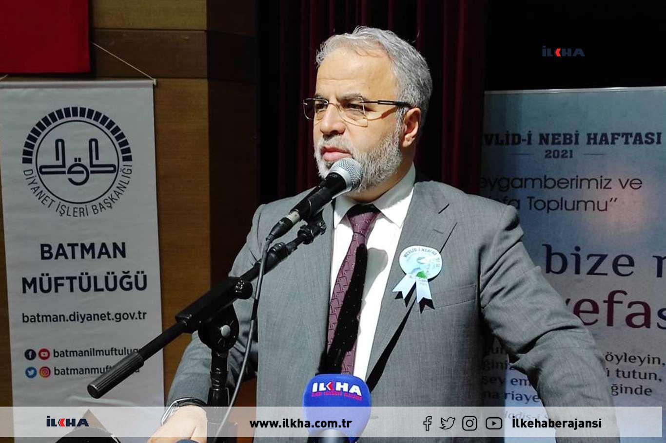 Dr. Burhan İşliyen: Allah'a verdiğimiz söze vefa göstermeyi hatırlayamaz hale geldik