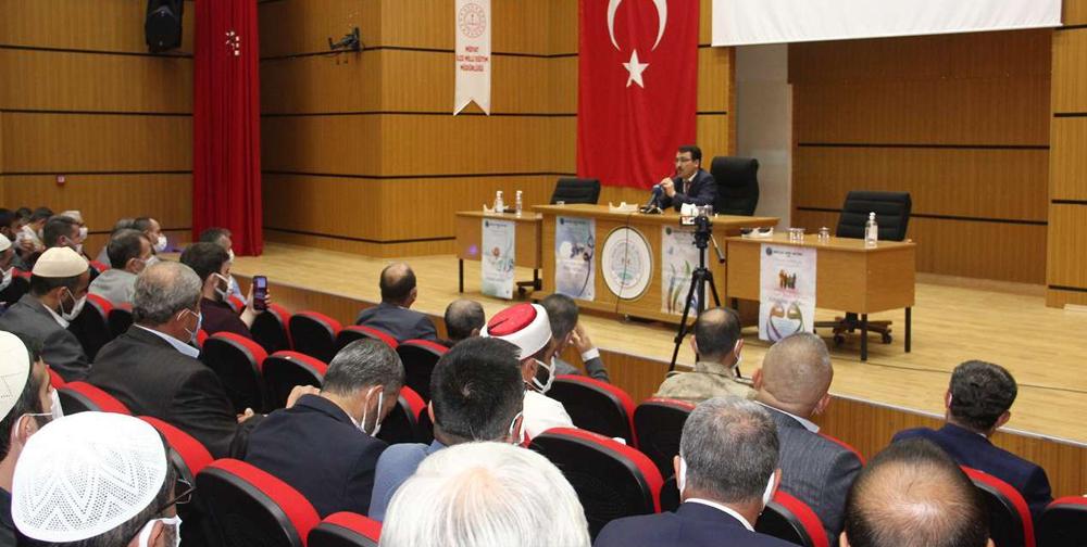 Midyatta Mevlid-i Nebi programı düzenlendi